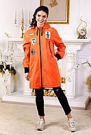 Куртка женская демисезонная от производителя 1028 44–54р. в расцветках