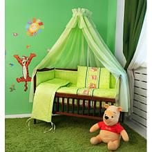 Набір постільної білизни для дитячого ліжечка Бім Бом