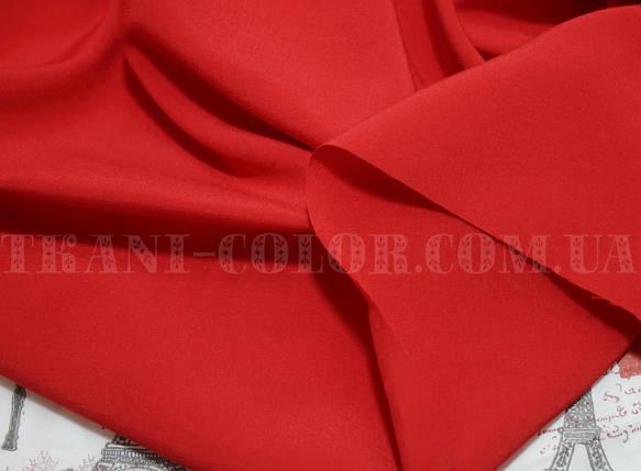 Ткань супер софт красный, фото 2