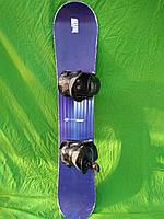 Сноуборд Airwolk 149 см + кріплення flow
