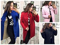 """Пальто на синтепоне женское стильное """"Адель"""""""