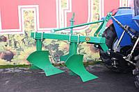 Плуг тракторний двокорпусний ЗАРЯ до мінітрактора, фото 1