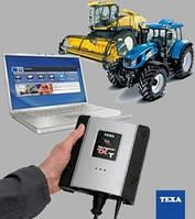 Диагностика импортных тракторов, комбайнов, сельхозтехники