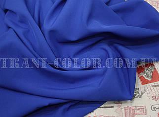 Ткань супер софт синий электрик
