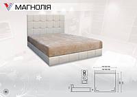 """Ліжко """"Магнолія"""" (140х200)"""