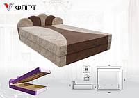 "Ліжко ""Флірт"" (160х200)"