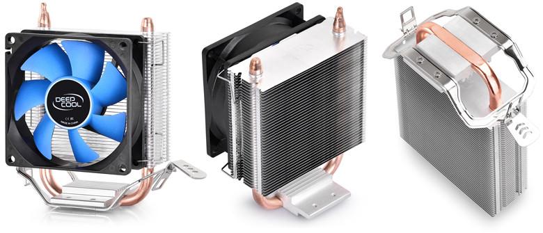 Вентилятор CPU Deepcool ICE BLADE 100 103x70x135мм (1150/1151/1155/1156/775/FM1/