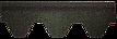 Битумная черепица RUFLEX SOTA - Тайга, Taiga, фото 3