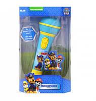 Детский микрофон 786 Щенячий патруль (Paw patrol)
