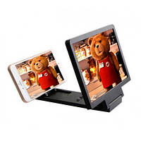 Увеличительное стекло для экрана 3d-f1, стекло с эффектом 3d для смартфона, увеличительный экран для телефона