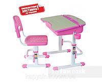 Комплект парта и стул-трансформеры ТМ FunDesk Capri Pink