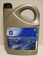 Оригинальное синтетическое моторное масло GM dexos2 5W-30  Longlife  5l