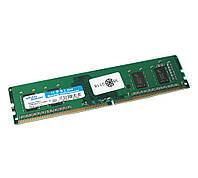Оперативная память для компьютера 4Gb DDR4, 2400 MHz, Golden Memory, 17-17-17-39, 1.2V (GM24N17S8/4)
