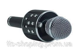 Беспроводной микрофон-караоке через bluetooth WS-858