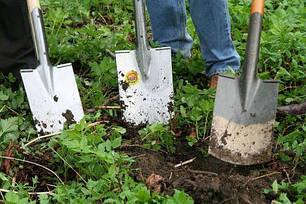 Лопаты для огорода и дачи