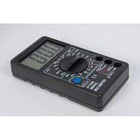Мультиметр DT 700B, цифровой мультиметр dt, тестер мультиметр, прибор для измерений, мультиметр цифровой