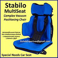 Автомобильное Кресло для стабилизации детей с нарушениями осанки и детей с ДЦП. Stabilo MultiSeat