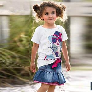 Туники, футболки, майки для девочек