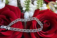 Браслет серебряный мужской и женский ручное плетение Арабский бисмарк