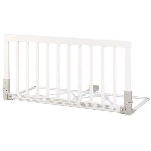 Baby Dan - Деревянные защитные перила для кровати, цвет белый