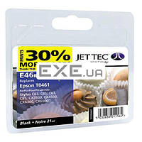 Картридж Jet Tec Epson Stylus C63/ C65/ C83 Black (110E004601)