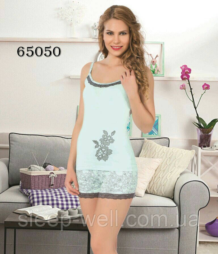 Пижама с шортами Miss Victoria