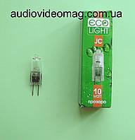 Галогенная капсульная лампа 12V 10Wt цоколь G4