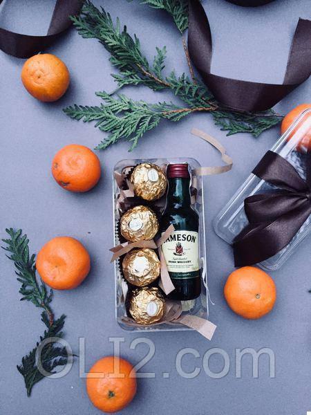 Подарочный набор Сладкий Джек