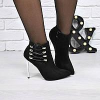 Ботильоны женские демисезонные Heels  , женская обувь