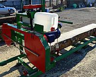 Компактная пилорама HBS-1 от LENKER