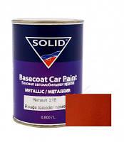 "21B Renault Базовое покрытие ""металлик"" Solid ""Rouge toreador nacre"", 0,8л"