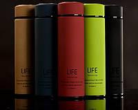 Термос дизайнерський Life 0,5 л, фото 1