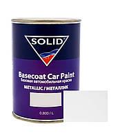"""LW5Q Skoda Базовое покрытие """"металлик"""" Solid """"Lava Blue Met"""", 0,8л"""