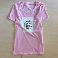 Женская футболка ASSC | Люкс Копия