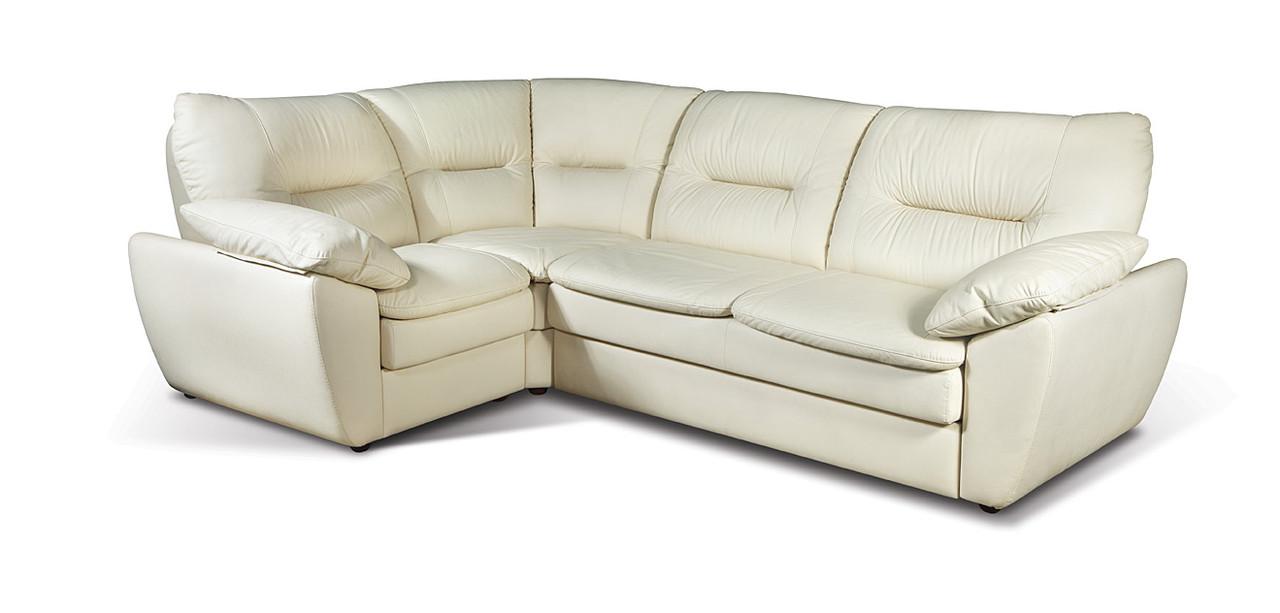 Угловой диван 301 см с левым угловым модулем раскладной