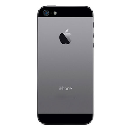 Корпус Apple iPhone 5 space grey