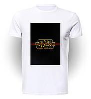 Футболка GeekLand Звёздные войны Star Wars надпись SW.01.007