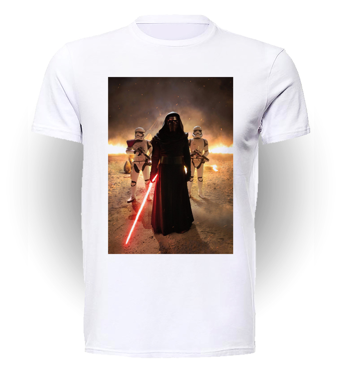 Футболка GeekLand Звёздные войны Star Wars aфиша SW.01.009