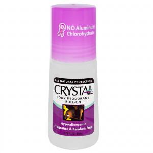 Натуральный роликовый дезодорант Кристалл, 66 мл (США)