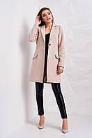 Женское пальто Stimma Грэм 1676 M песочный