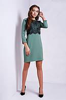 Женское платье Stimma Софи 1603 нефритовый XL
