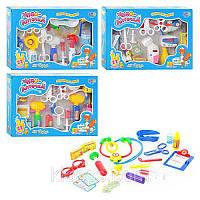 Доктор M 0462 U/R 22 предмета, 5 видов 36-25-5см, игра для детей, развивающая игра