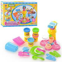 Пластилин MK 0078 аппарат-пресс для изготовления мороженого 37-26-8см, игровой набор для детей