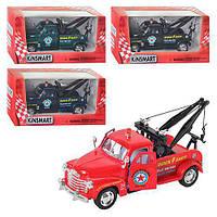 Машинка жел KINSMART KT 5033 W CHEVROLET 3100 WRECKER KT 5033 W, игрушка для детей, детская машинка