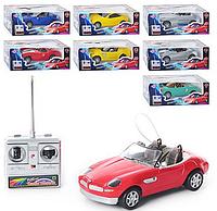 Машина 28031 радио бат, радиоуправляемая,22,5см, свет, 8 видов,машинка игрушечная, игрушка