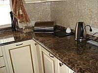 Мраморные столешницы для кухни из мрамора и гранита