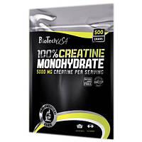 Креатин Creatine MONOHYDRATE BioTech 500 г