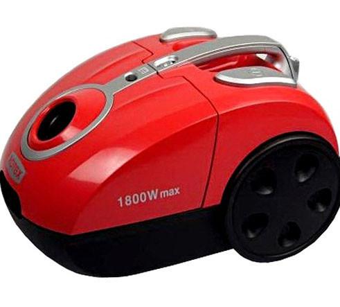 Пылесос для сухой уборки с регулировкой мощности универсальной щеткой ROTEX RVB18-E провод 5 м