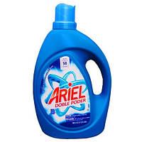 Ariel Двойная сила Гель для стирки универс. (28 стирок), 1.47 л