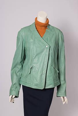 Куртка женская RINO&PELLE RINO&PELLE 300S14 RAHEL MALACHITE GREEN